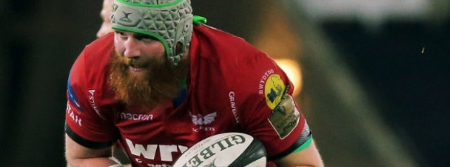 Scarlets confirm a dozen player departures