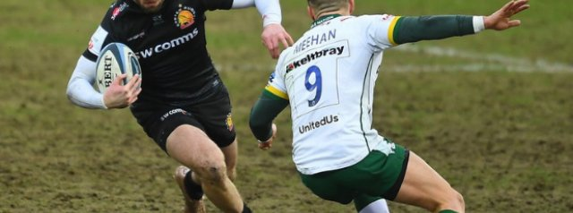 London Irish brace themselves for Exeter