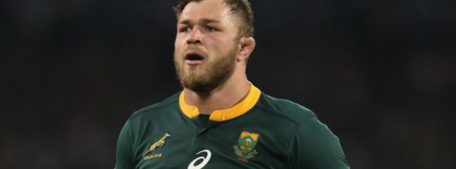 Who could replace Duane Vermeulen in the Springbok line up and why Coetzee was omitted