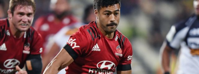 Four changes to the Crusaders starting XV as they bid for a place in the Trans Tasman final
