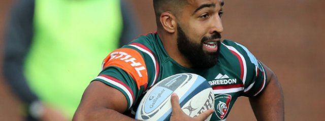 Leicester flyhalf to depart club at season's end