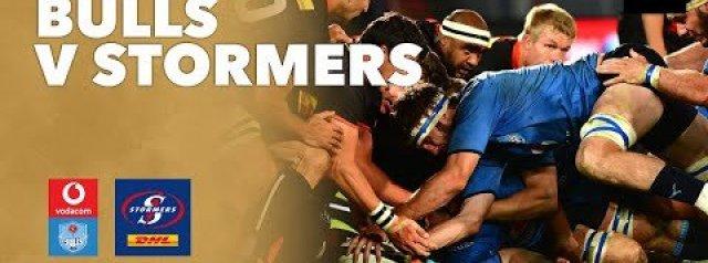 HIGHLIGHTS: Bulls v Stormers