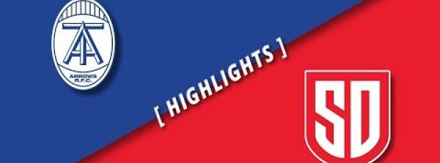 HIGHLIGHTS: Toronto Arrows v San Diego Legion