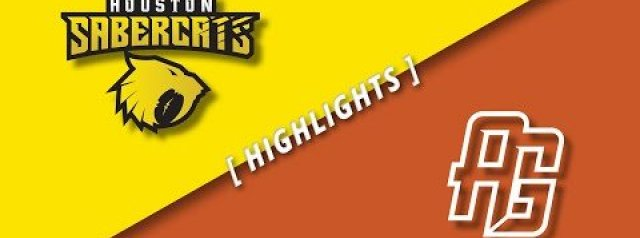 HIGHLIGHTS: Houston Sabercats v Austin Gilgronis Rugby