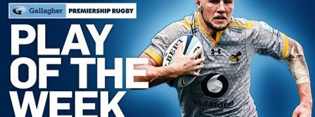 Willis Completes Biggest Comeback in Wasps History! | Play of the Week