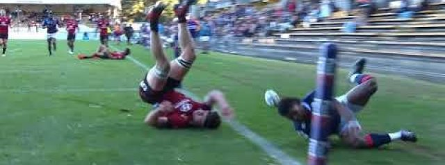 Melbourne Rebels turn on the counterattack