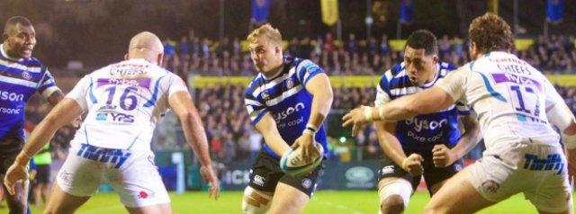 Jack Walker to trade Bath for Quins