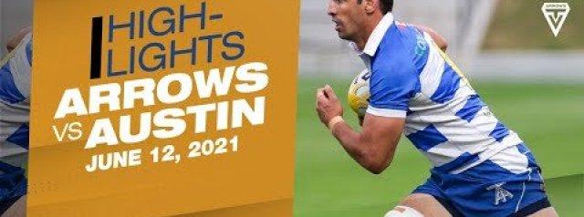 MLR Highlights: Toronto Arrows vs. Austin Gilgronis