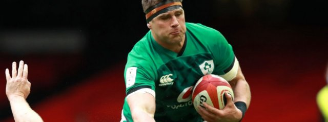 Andy Farrell lines up four potential replacements for CJ Stander