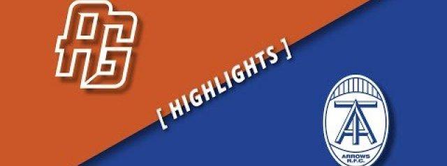 HIGHLIGHTS: Austin Gilgronis Rugby v Toronto Arrows