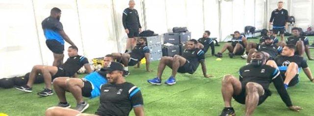 Fiji name squad for All Black series, missing Radradra