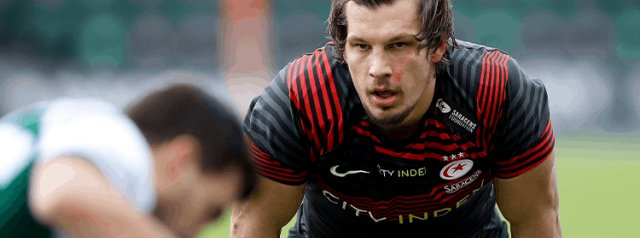 Rhodes to leave Saracens at the end of the season