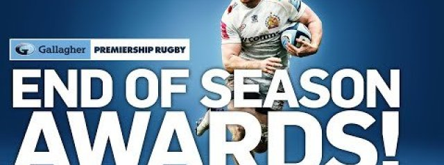 All of the 2020/21 Gallagher Premiership Rugby Awards! | Gallagher Premiership