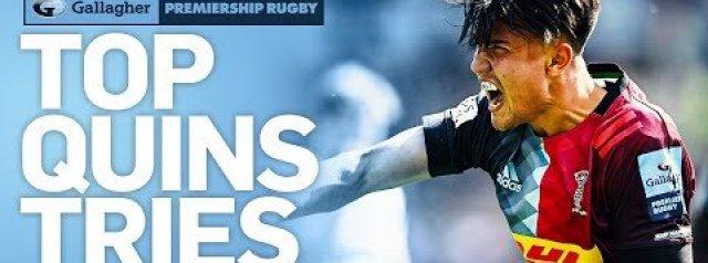 Harlequins Best Tries This Season! | Playoff Semi Finals | Premiership 2020/21