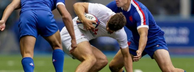 Brilliant England come from behind to beat France in U20 Six Nations