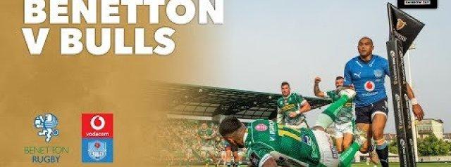 Rainbow Cup Highlights: Benetton Rugby v Bulls