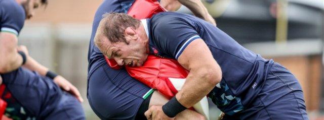 British & Irish Lions Team To Face Japan