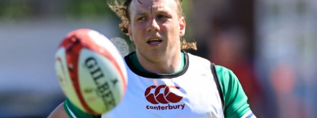 Hamish Watson ruled out of the Lions clash with Japan
