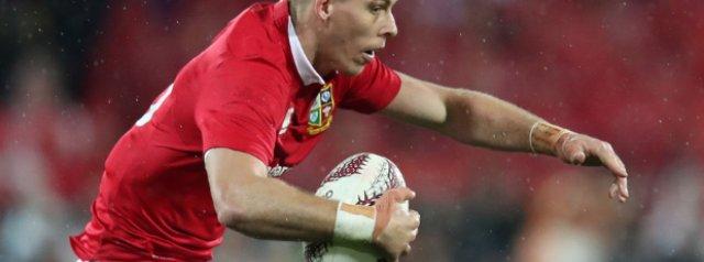 Liam Williams discusses 'adjustment' with Lions