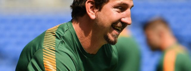 The versatile Kwagga Smith speaks from the Springbok camp