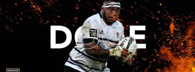 Fiji International Doge signs for Dragons