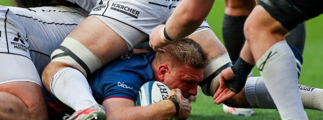 Jake Kerr Signs Permanent Contract with Bristol Bears