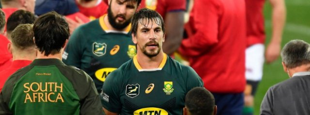 Gatland expects 'hurt' Springboks to come back stronger after Cape Town defeat