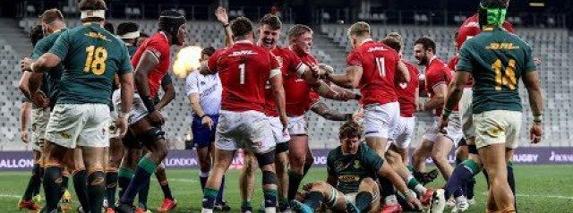 HIGHLIGHTS: SA vs British & Irish Lions - 1st Test