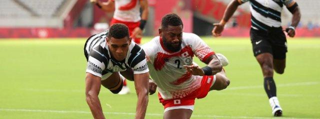 SEVENS DAY ONE REVIEW: Fiji make winning start against hosts Japan