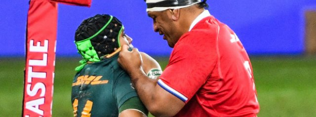 Erasmus accuses Lions of 'reckless and dangerous' play