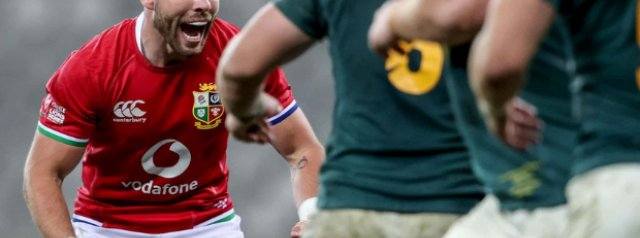 Lions scrumhalves bringing the best out of each other