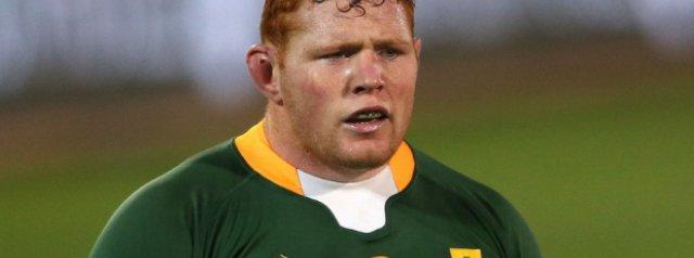 Milestone for Kitshoff as Springboks make changes for Second Test