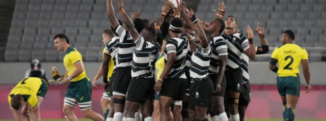 New Zealand and Fiji into gold medal match