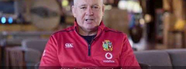 Lions 2021: Warren Gatland discusses his Second Test team selection
