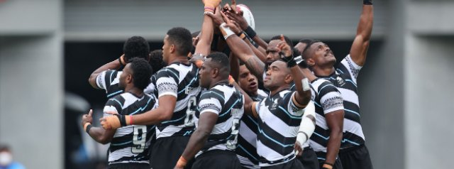 Fiji retain Olympic rugby sevens title with victory over New Zealand