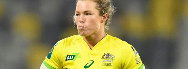 AUSTRALIA OPEN RUGBY SEVENS DEFENCE WITH ROUT