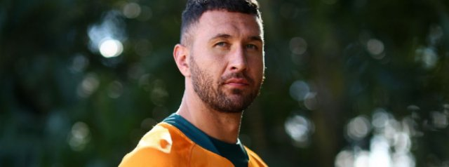 Quade Cooper grateful for another Wallabies opportunity