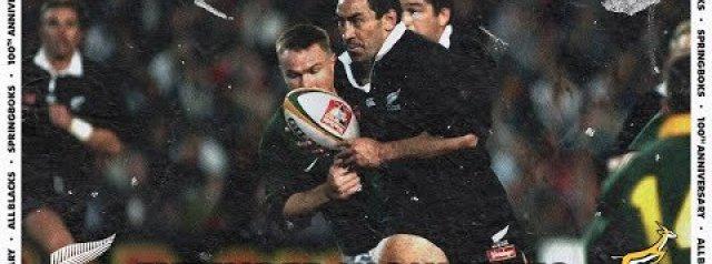 EXTENDED HIGHLIGHTS: All Blacks v South Africa (1997)
