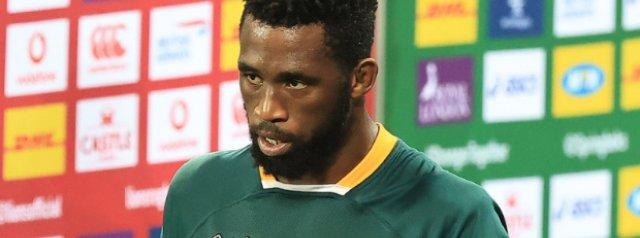 Siya Kolisi backs Erasmus' lack of respect claims