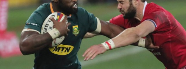 Springboks must take frustration out on Lions to keep series alive