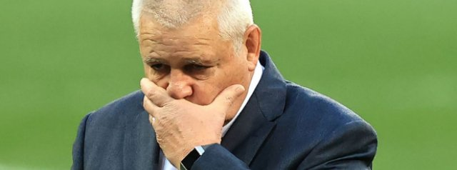 Lions coach Gatland offering no excuses as Nienaber salutes 'great response'