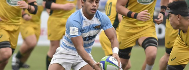 Ledesma adds Gonzalo García to Rugby Championship roster