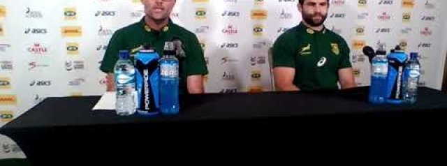 Jacques Nienaber on tactical changes from Lions and what to expect