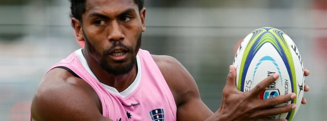 Saints sign Fiji scrum-half Frank Lomani