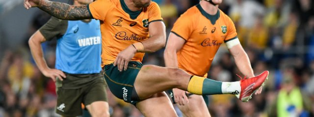 Wallaby Player Ratings v South Africa