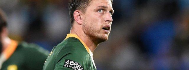 Springbok Player Ratings v Australia