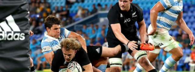 Top stats performers from the latest round of The Rugby Championship