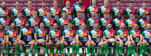 Harlequins name squad for 2021/22 campaign