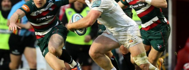 Chiefs tackle the Tigers