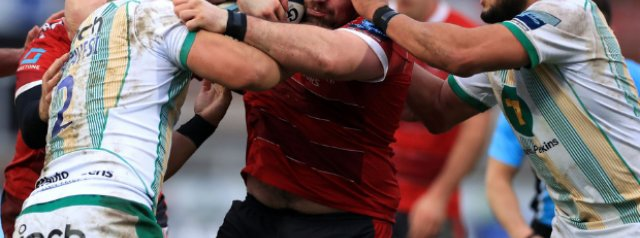 Gloucester draw swords with the Saints